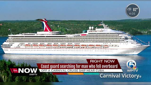 Coast Guard Searching For Yearold Carnival Victory Cruise Ship - Coast guard cruise ship