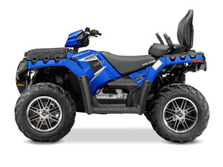 ATVs recalled for burn, fire hazards