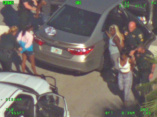 Women accused of liquor thefts in Martin County
