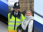 PBC mom with officer just before London attacks