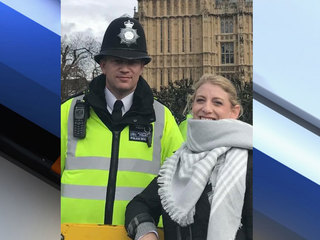 Florida mom in London just before attacks