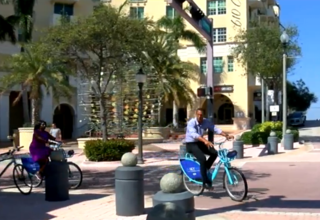 Biking for your health and the environment