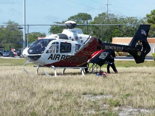 Child hit by vehicle in Fort Pierce