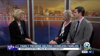 'Family Promise' helping homeless families