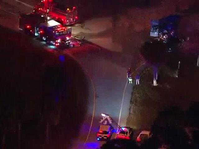 FHP investigates fatal crash at St  Lucie County I-95 rest
