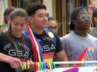 School employees, students march at PrideFest