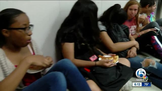 Club makes sure no student eats alone