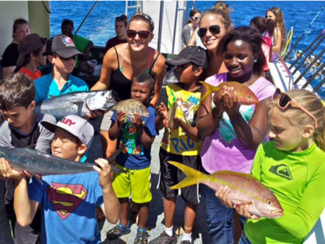 Enriching the lives of children in after-school and summer programs…