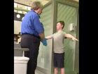 VIDEO: Mom livid after TSA agents pat-down son