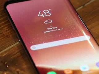Samsung unveils the Galaxy S8