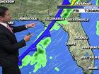 Increasing rain chances tomorrow