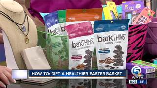 How to give a healthier Easter basket