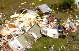 Volunteers needed for cleanup after tornado
