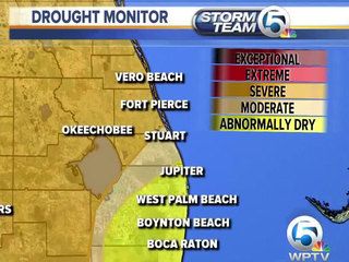 Florida drought numbers jump 20% in a week