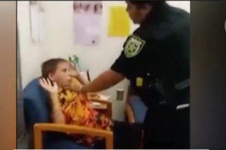 10-year-old boy with autism arrested at school