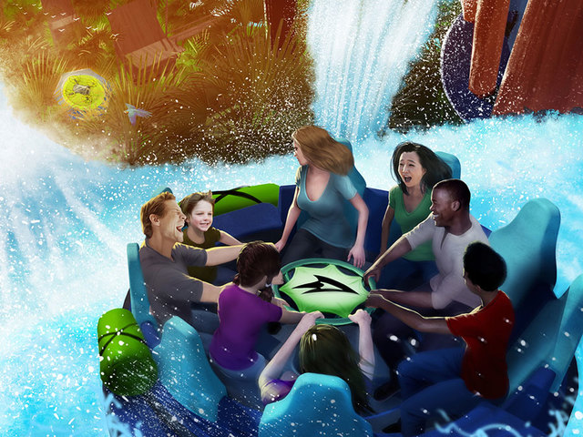 SeaWorld Orlando announces new river rapids ride for 2018