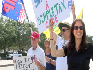 Tea Party members support president's tax plan