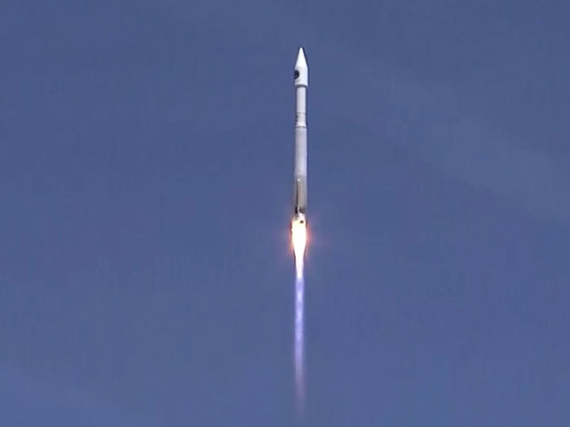 Atlas V Launch: Rocket Will Deliver Cargo to Space Station class=