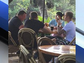 PHOTOS: Justin Bieber spotted in Jupiter