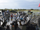 Volunteers clean the Everglades for Earth Day
