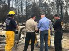 Gov. Scott issues update on Florida wildfires