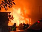 Arson investigators looking into house fire