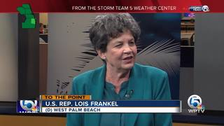 To the Point: Rep. Lois Frankel talks N. Korea