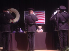 Officer Braswell remembered at funeral service