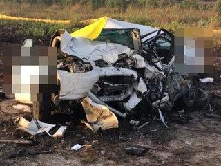 PHOTOS: 3 killed in Beeline Highway wreck