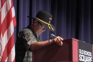 Retired Delray Beach officer awarded Bronze Star