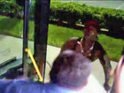 Video shows passenger attacking bus driver