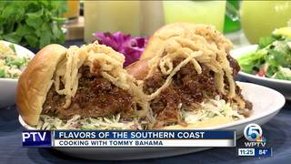 'Flavors of the Southern Coast' cookbook