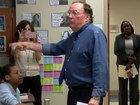 Author James Patterson visits PB County students