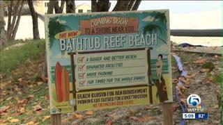 Bathtub Beach to close for renourishment project
