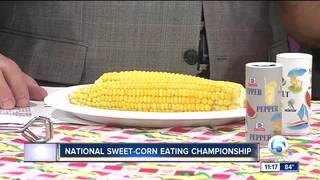 National Sweet Corn Eating Contest