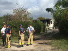 Stuart man dies in mobile home fire