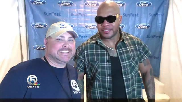 T-A- Flo Rida Interview Fail