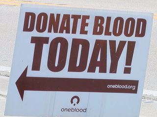 Blood drive held in honor of Pulse victims