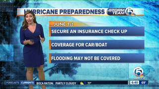 Here's how to get prepared for Hurricane Season