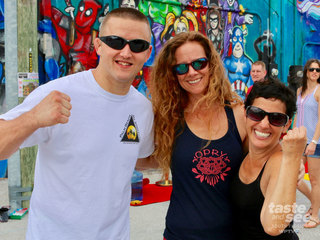 PICS: Brewhouse Gallery Block Party