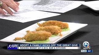 Adopt a family kicks off 'The Great Give'