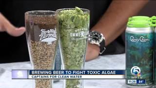 Captains For Clean Water: Beer fighting algae