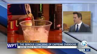 Dr. Soria: How much caffeine is safe?