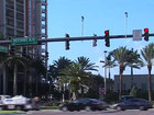 Traffic woes in downtown West Palm discussed