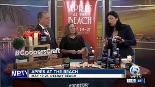 Apres at the Beach May 19-21 at Delray Beach