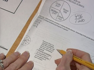 Florida's education boss defends teacher test