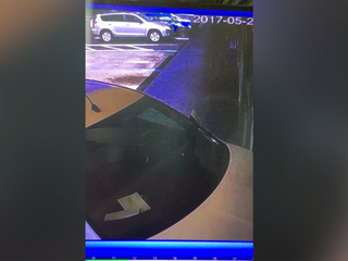 Car drives into convenience store