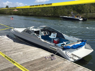 3 children, 1 adult hurt in Fla. boat explosion