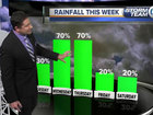 Strong to severe t-storms possible this week