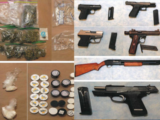 IRCSO: 2 teens stole firearms to trade for drugs